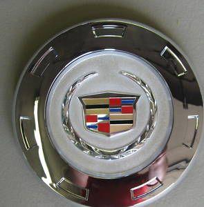 Cadillac Escalade 2008 22 inch Wheel Caps Color Crest