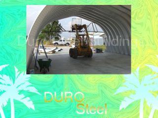 25x30x12 A Series Pre Fab Metal Building Carport Garage Workshop Kit