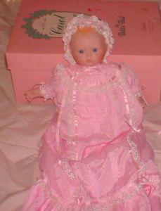 Kelsey Doll Goebel Bette Ball Carol Anne Ed 1989