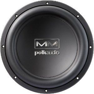 New Polk Audio MM840 8 Car Stereo Subwoofer mm Monitor Series Marine