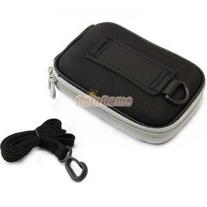 New Digital Camera Bag Case for Canon Nikon Sony Black