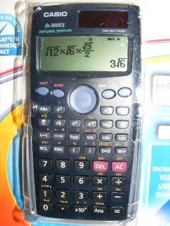 casio sintific calculators how to get percent sign