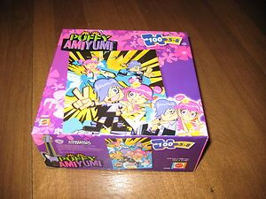 Cartoon Network Hi Hi Puffy Ami Yumi Show 100 pc Jigsaw Puzzle Brand