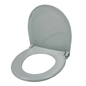 Roscoe BTH SLD Toilet Seat Lid 4 Case Grey Gray