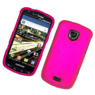 Samsung Droid Charge Hot Pink Hard Cover Phone Case