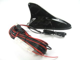 Black Shark Car TV Antenna Amplifier Booster