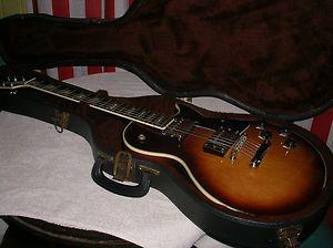 HONDO II ELECTRIC GUITAR,VINTAGE L.P COPY , VERY NICE, LOOK