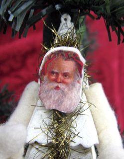 casey mack lowe christmas tree santa figure ornament casey mack