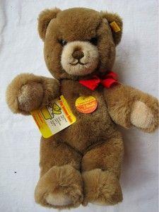 Teddy Original Bear 0205 26 Mint 13 All Tags Carmel Mint