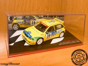 Seat Ibiza Kit Car Cañellas 1 43 Catalunya C Brava 1988