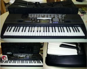 Casio CTK 720 Portable Electronic Keyboard