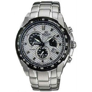 Casio Edifice Tachymeter Chronograph Analog Quartz Mens Wrist Watches