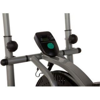 Exerpeutic Aero Air Cardio Elliptical Trainer Exercise Machine