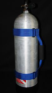 Scuba Diving Tank Carrier Royal Blue SAV A Jake Manufacturer Direct