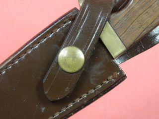 US Smith Wesson Model 1640 Hunting Fighting Fisherman Fillet Knife