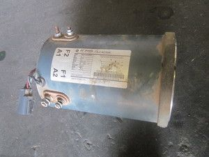 2002 ford think ELECTRIC GOLF CART MOTOR CAR 72 volt 2E38 14B280 AC