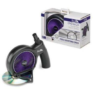 Dr Disc Scratch Remover CD DVD Cleaner Damage Repair Cleaning Skipping