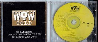 WOW Gold Worship Praise Christian Religious Music 3 CDs Total