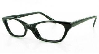 soho original cat eye eyeglass frame model 17 in black