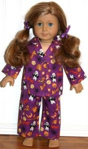 American Girl Doll Clothes Casper the Friendly Ghost HALLOWEEN