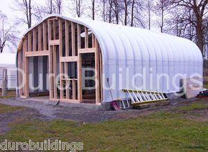 25x30x16 New Metal Building Kit Direct Garage Carport Structure