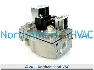 Carrier Bryant Furnace Gas Valve EF32CW198 36E24 203 White Rodgers 24