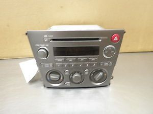 2005 Subaru Legacy CD Player Radio 0650538