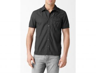 Calvin Klein Surplus Short Sleeve Graphic Casual Shirt Mens