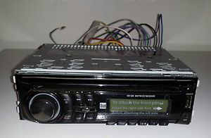 Dual CD Player Radio USB Aux Inputs XD1228 LKQ