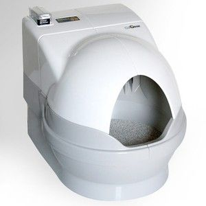 Cat Genie Cat Litter Box Dome and Sidewalls Only