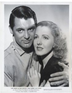 ANGELS HAVE WINGS ORIG STILL CARY GRANT JEAN ARTHUR BEST PORTRAIT