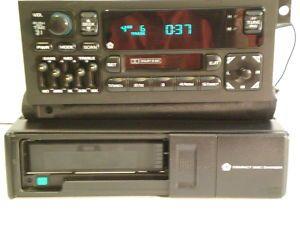 CHEROKEE CLASSIC SPORT MOPAR 6 DISC CD CHANGER PLAYER KIT no RADIO XJ