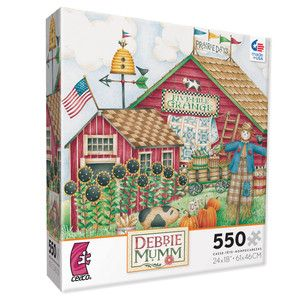 Ceaco Debbie Mumm Prairie Days Jigsaw Puzzle