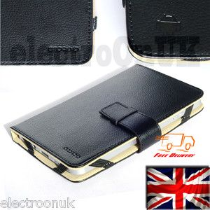 Luxury 7 inch Android Tablet Leather Flip Case Cover ePad Kindle Fire