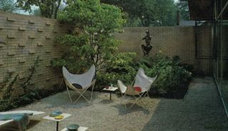 1972 Mid Cenury Home Landscaping Guide Modern Old School Design Ideas