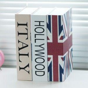 Dictionary Secret Style Book Hidden Safe Hide Cash Key Lock