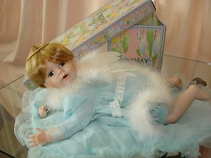 Cathay Collection Porcelain Doll 16