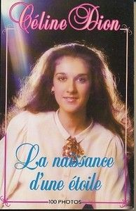CELINE DION French Biography book 1983 VERY RARE LA NAISSANCE D UNE