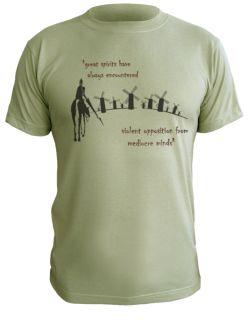 Don Quixote Miguel de Cervantes T Shirt