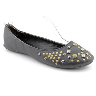 Used Charles Albert QX 6 Ballet Womens Size 6 5 Black Ballet Flats