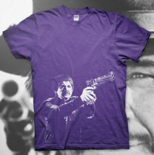 CHARLES BRONSON   High Quality T Shirt DEATH WISH Action Movie RETRO