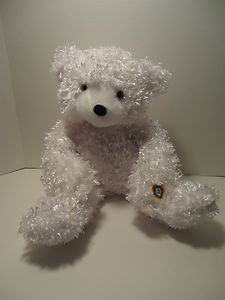 Changing White Plush Teddy Bear 16 night light up Cepia Kinetic EC