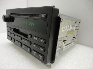 2005 2006 Ford Expedition CD Player Radio Tape3L1T 18C868 AA OEM 03 04