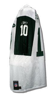 New York Jets Chad Pennington NFL Jersey Reebok Men 2XL