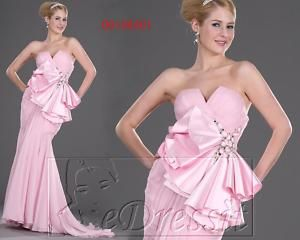 eDressit Pink Celebrity Wedding Prom Dresses UK 8 10 12