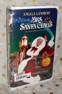 Mrs. Santa Claus, Angela Lansbury, Charles Durning MINT