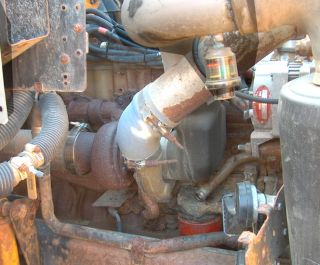 Used Cat 3126 Diesel Motor Bus Take Out 98 2001