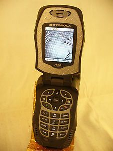 Motorola i580 Super Rugged Cell Phone Nextel iDEN