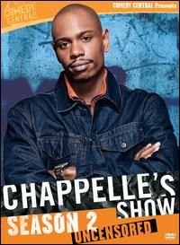 Dave Chappelles Show Complete Series New R1 DVD Set 9318500037190