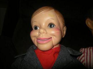 VINTAGE Ventriloquist dolls Danny O Day Charlie McCarthy TLC